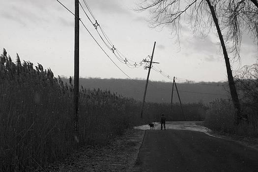 Robin Mahboeb - a quiet walk