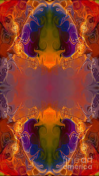Omaste Witkowski - A Rainbow Of Life Abstract Living Art by Omaste Witkowski
