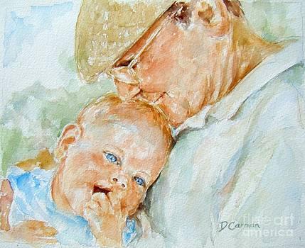A Restful Moment by Deborah Carman