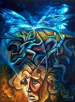 A Restless Mind by Gabriela  Taylor