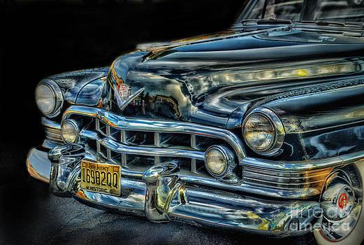A Rich Mans Car by Arnie Goldstein