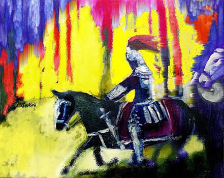 A Ride Through Fire by Seth Weaver