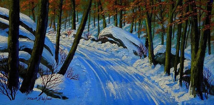 Frank Wilson - A Road Still Traveled