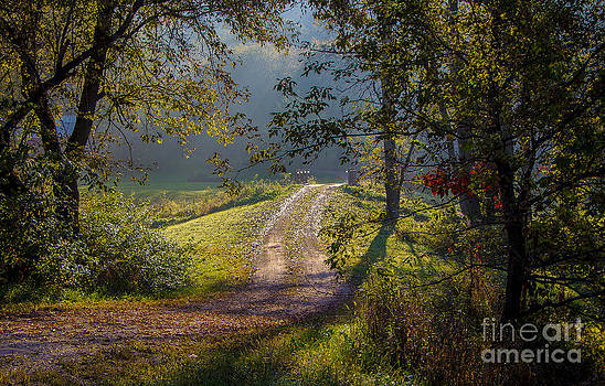 A Road to Somewhere by Kim Kruger