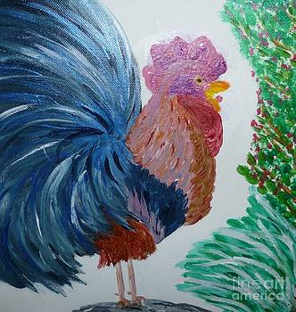 A Rooster Named Fred by Marie Bulger
