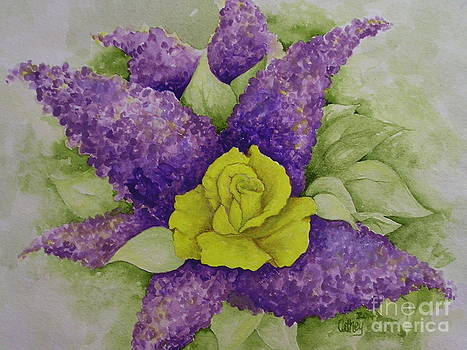 A Rose Among The Lilacs by Catherine Howley