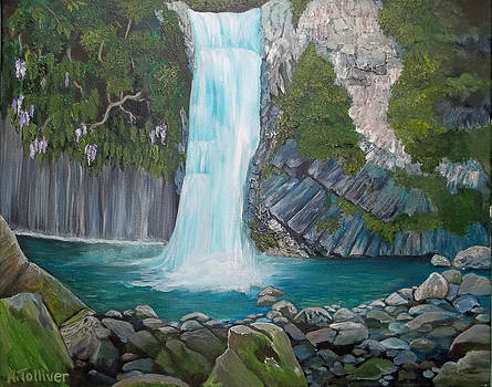 A Sacred Place by Norma Tolliver
