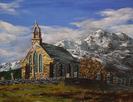 A Scottish Kirk by Julia Robinson