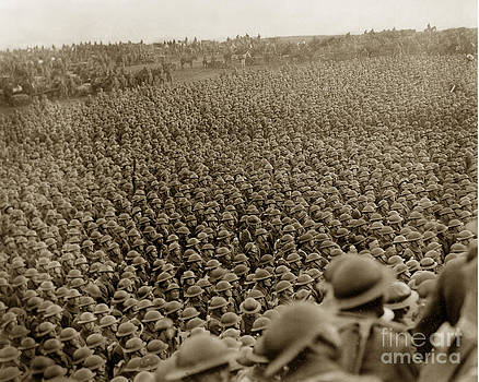 California Views Mr Pat Hathaway Archives - A sea of helmets World War one 1918