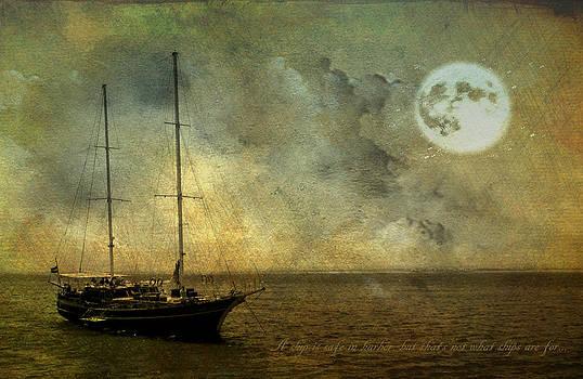 A ship by Armine Nersisyan