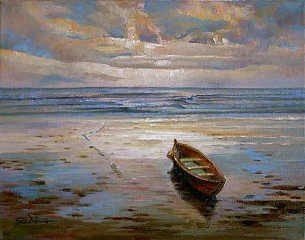 A Shore by Guo Quan Zheng
