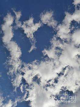 A Sign From Above.....LOVE by Eunice Miller