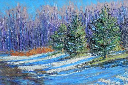A Slight Thaw by Michael Camp