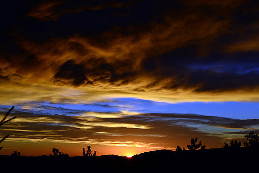 Matt Swinden - A Spectacular Sunrise
