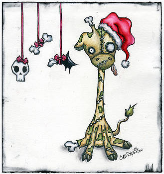 A Spookison Merry Creepmas by Lizzy Love
