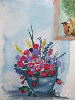 A Spring Day by Susan Snow Voidets
