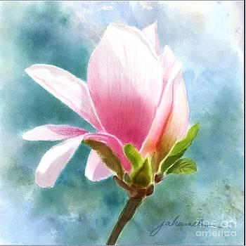 A Spring Feeling by Joan A Hamilton