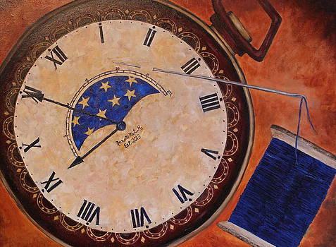 A Stitch in time by Lee Ann Newsom