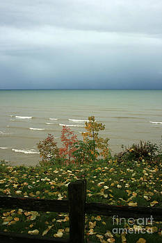 A storm Is Brewing by Kathy DesJardins