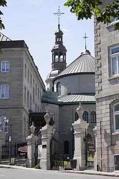 Veronica Vandenburg - A Street In Quebec