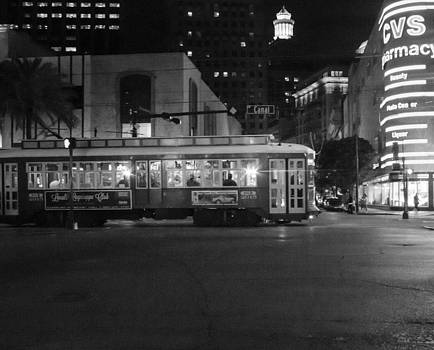 A Streetcar in NOLA by Patti Colston