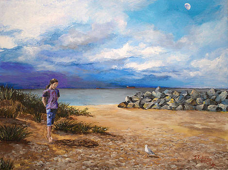 A Stroll Before the Storm by Julia Robinson