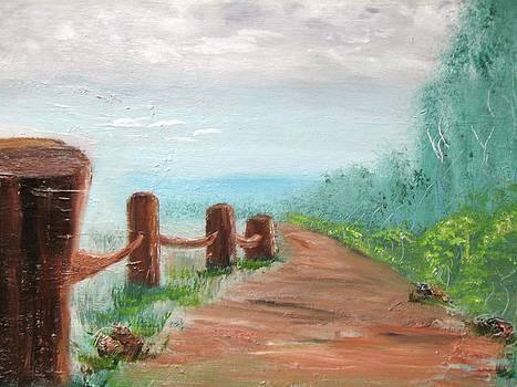 A Stroll by Robert Benton