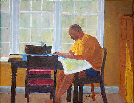 A Study in Sunlight by David Carson Taylor