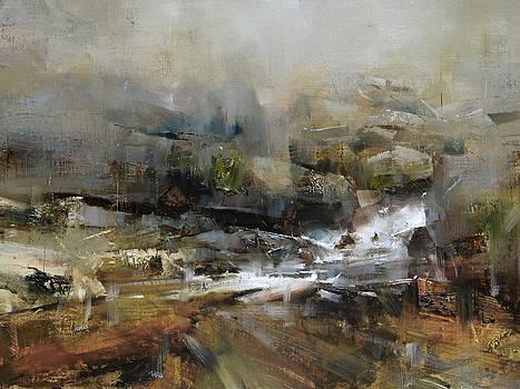 A Subtle Transition by Tibor Nagy