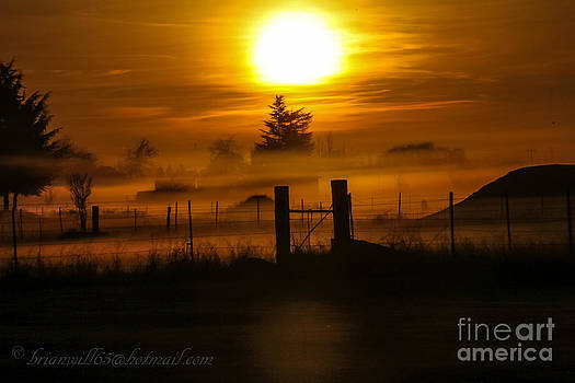 A Sun Rise by Brian Williamson