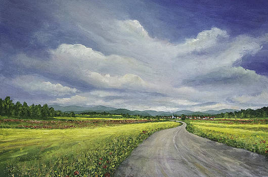 A Sunday drive by Silke Tyler