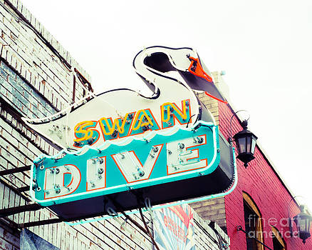 Sonja Quintero - A Swan Dive in Austin
