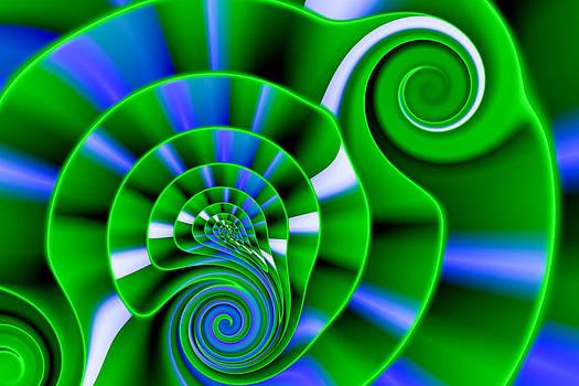 Hakon Soreide - A Swirl of Growing Green