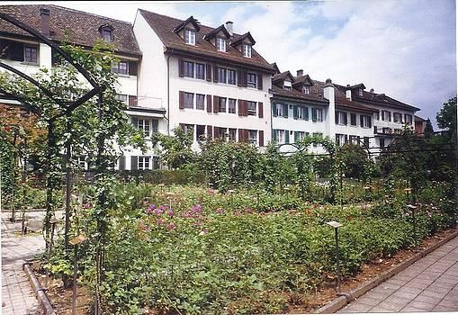 A Swiss garden summer of '98 by April Maisano