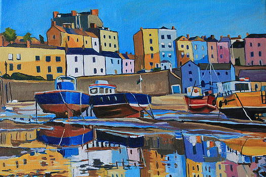 A Tenby Reflection by Emma Cownie