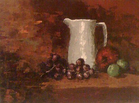 A Time of Plenty by Sylvia Miller