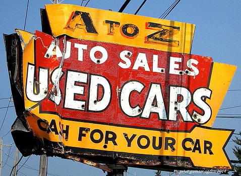 Peter Gumaer Ogden - A to Z Auto Sales