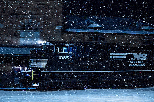 A Train for the Holidays 5 by Greg  Booher