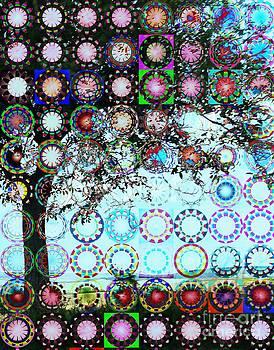 A tree of greetings by Dana Hermanova