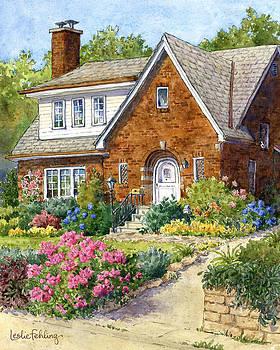 A Tudor Summer by Leslie Fehling