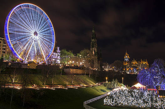 Ross G Strachan - A very Edinburgh kind of Christmas