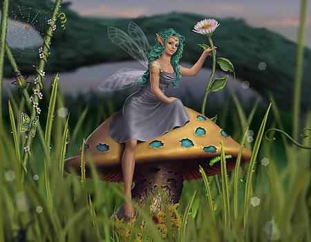 A Very Fairy Morning by Haley Gresham