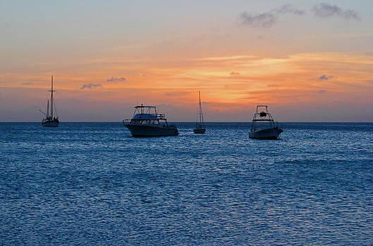 Carolyn Stagger Cokley - a view from a catamaran2 - aruba
