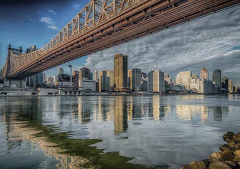 A View Under The Bridge by Linda Karlin