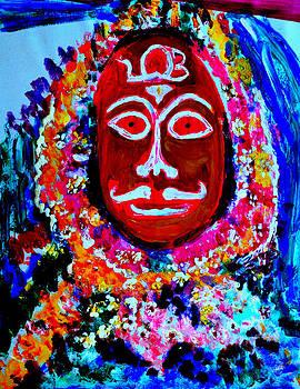 Anand Swaroop Manchiraju - A VILLAGE DEITY-2