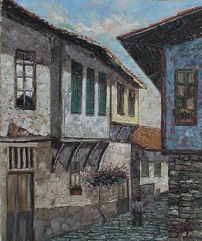 A village in Bursa by Charalampos Laskaris
