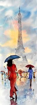 A Visit To Paris by John YATO