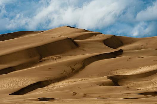 A Walk on the Dunes by Scott Slattery