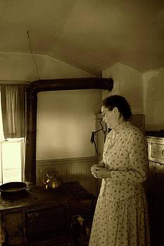 Nina Fosdick - a watched pot never boils
