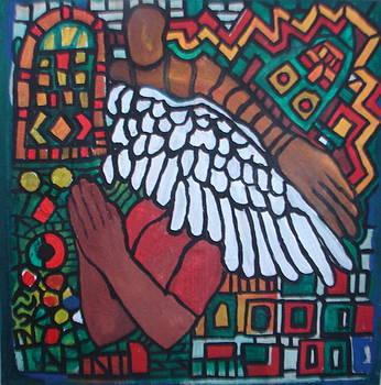 A Wing and a Prayer by Kalikata MBula